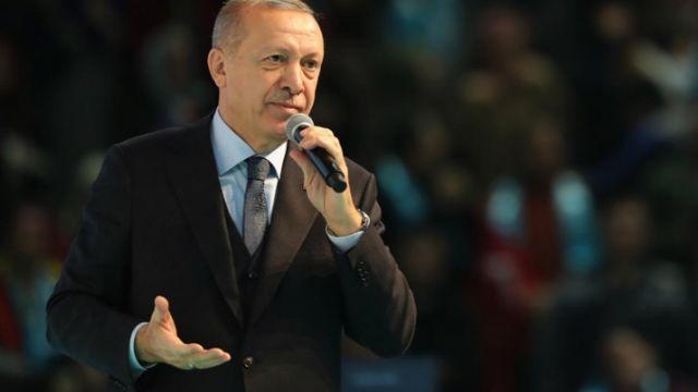 Erdoğan: Başka Türkiye yok