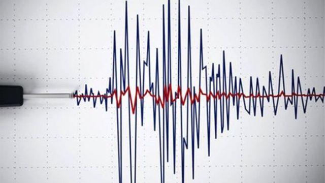 Denizli'de 5,5 büyüklüğünde deprem meydana geldi