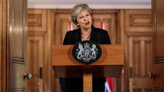 Başbakan May: Brexit krizinde Parlamento'yu suçlayın, beni değil