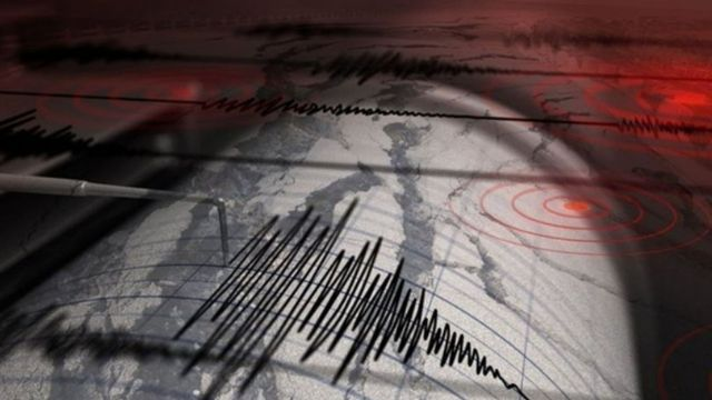 Malatya'da 4,5 büyüklüğünde deprem!