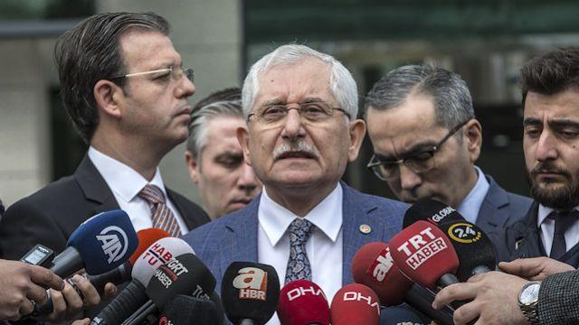 İtirazların hedefinde kalan YSK Başkanı Güven konuştu