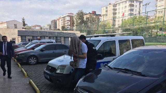 Gözaltına alınan sapık serbest bırakıldı