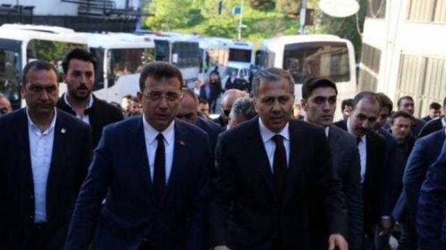 İstanbul Valisi Ali Yerlikaya 'Belediye Reisliği'ni de yürütecek