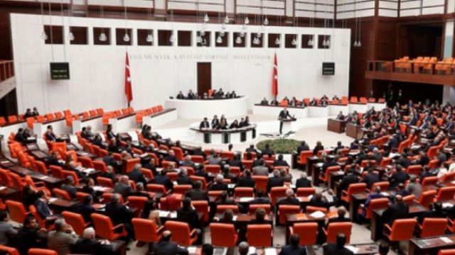 İstanbul tartışması TBMM Genel Kurulu'nda