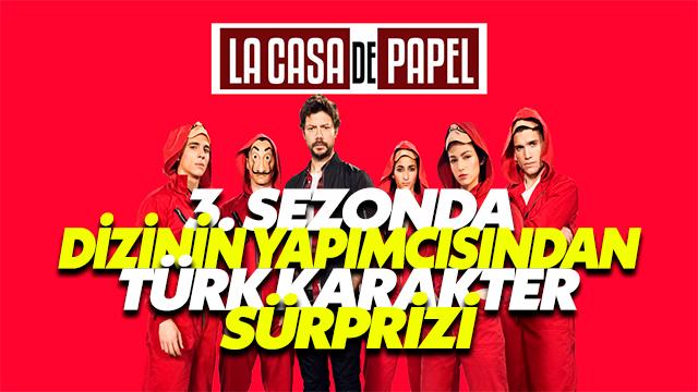 La Casa De Papel'e Ankara Karakteri Mi Geliyor?