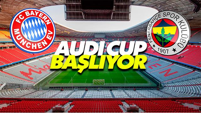 Fenerbahçe - Bayern Münih Maçı Bu Akşam!