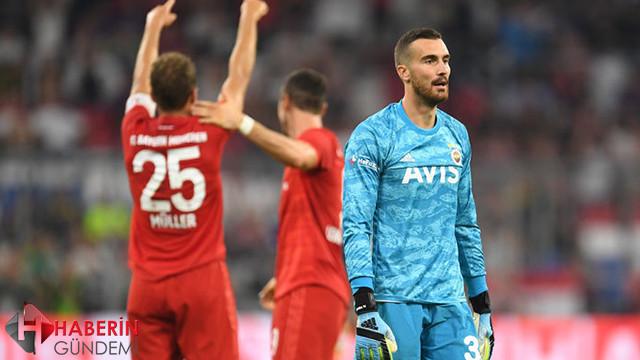 Bayern'den Fenerbahçe'ye yarım düzine gol: 6-1