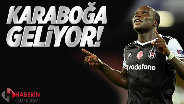 Aboubakar Beşiktaş'a çok yakın!
