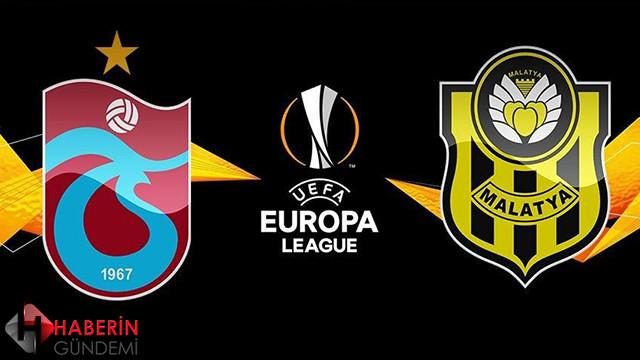 Yeni Malatyaspor ile Trabzonspor'un rakipleri belli oldu