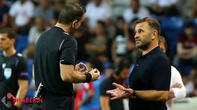 Başakşehir'e UEFA'dan ceza!