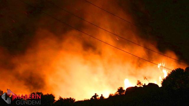 Türkiye genelinde 27 orman yangını