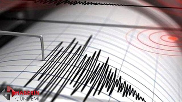 Ankara'da 3,4 büyüklüğünde deprem!