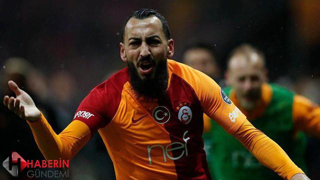 Galatasaray'da Mitroglou ile yollar ayrıldı