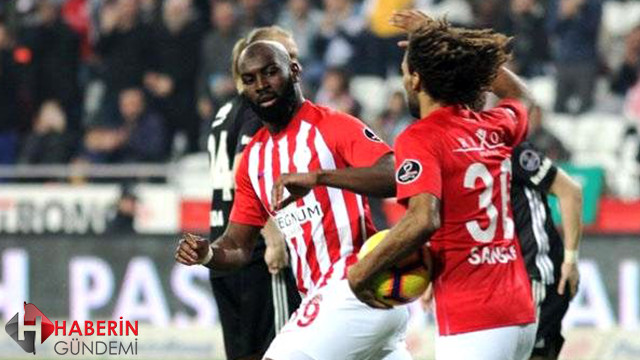 Diagne'nin yerine Souleymane Doukara