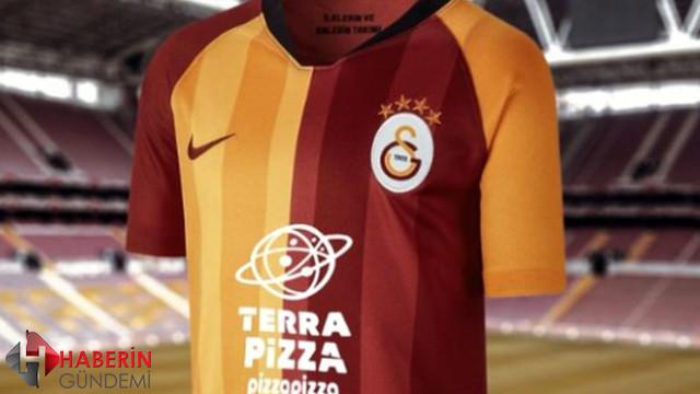 Galatasaray'a Pizzacı sponsor