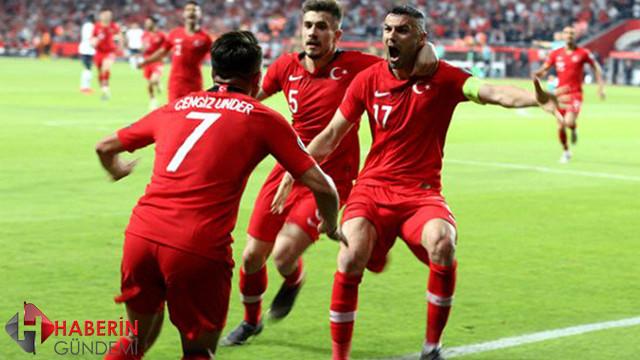 Türkiye'nin rakibi Andorra