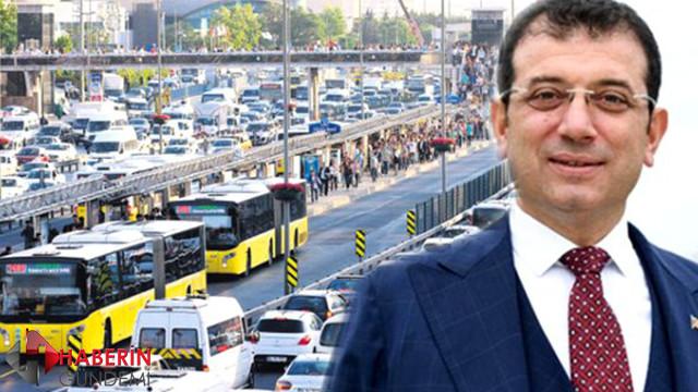 İstanbul'da yarın 9 Eylül Pazartesi toplu ulaşım ücretsiz mi?
