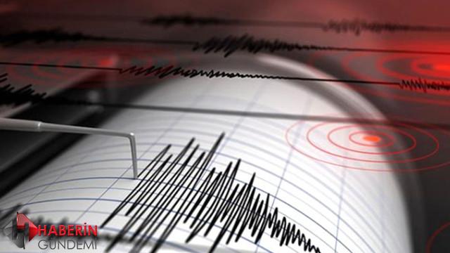 Çankırı'da peş peşe 3 deprem!