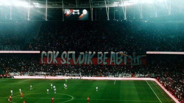 Beşiktaşlı taraftarlardan derbiye büyük ilgi