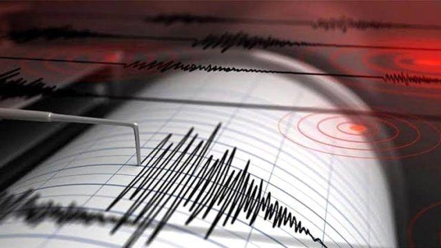Muğla'da peş peşe 3 deprem