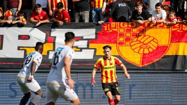 Göztepe ile Yeni Malatyaspor yenişemedi