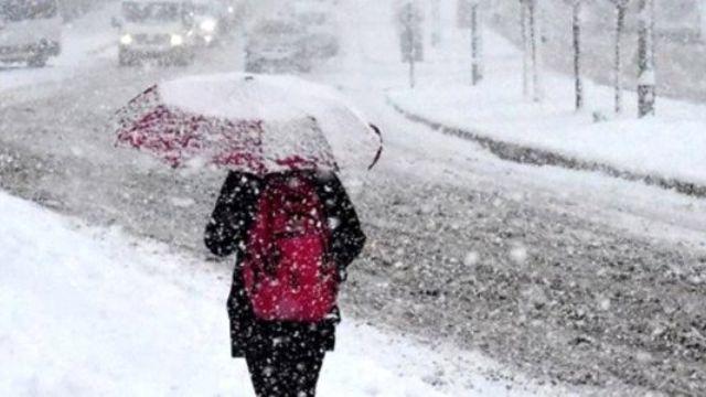 Metetoroloji'den kar yağışı uyarısı