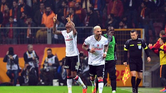 Anderson Talisca Beşiktaş'a