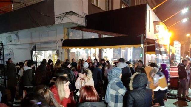 Balıkesir'de 70'den fazla artçı deprem