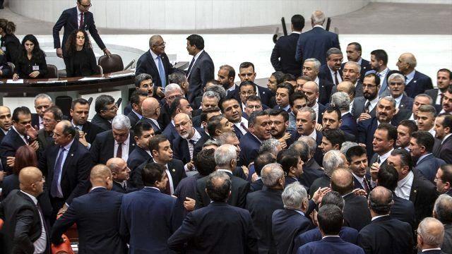 Meclis'te şehit parası tartışması