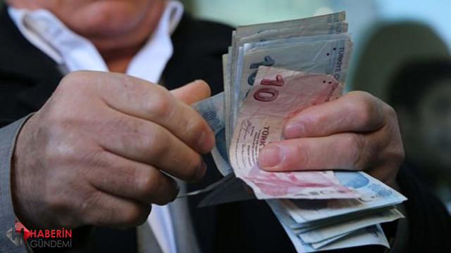 SSK Bağ-Kur memur emeklilerine 2020 için maaş farkı zammı