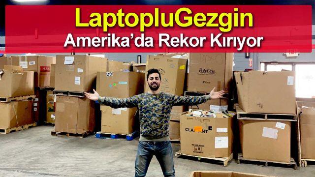 Laptoplugezgin 500 Bin Dolar Ciro Hedefliyor