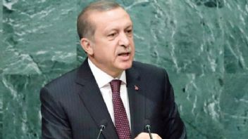 Erdoğan: İstanbul'da BM merkezi olmasını teklif ettik