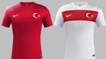 Türkiye A milli takımından 2018'de bantlı formaya geri dönüş sinyali