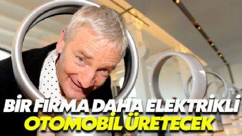 Elektrik süpürgesi firması Elektrikli araba üretecek
