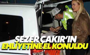 Oktay Derelioğlu'nun Eşi Sezer Çakır'ın ehliyetine el konuldu