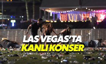 ABD'de konser alanına silahlı saldırı