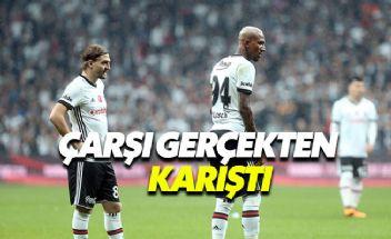 Beşiktaş'ı karıştıran kavga