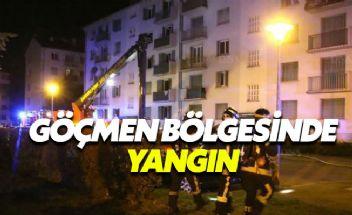 Fransa'da yangın: 3'ü Türk, 5 kişi hayatını kaybetti