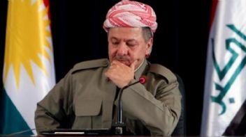 Barzani'ye büyük şok! Meclise alınmadılar