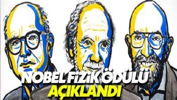 Nobel Fizik Ödülü'nü kazanan isimler belli oldu