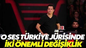 O Ses Türkiye'nin yeni jüri üyeleri belli oldu