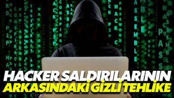 Hackerlar büyük saldırıların arkasında başka şeyler saklıyor!