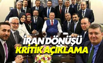 Cumhurbaşkanı Erdoğan'dan istifa göndermesi