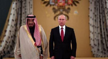 Ruslar, Suud Kralı'na, S-400 sattı