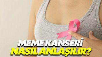 Meme kanseri nasıl fark edilir