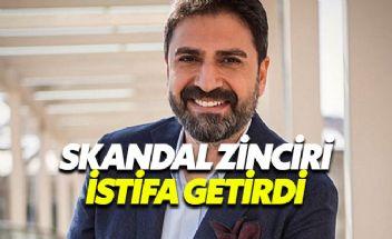 Gülben Ergen skandalı Erhan Çelik'i TRT'den istifa ettirdi