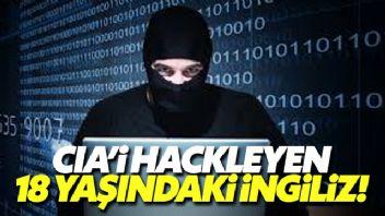 İngiliz genç CIA'i hacklediğini itiraf etti