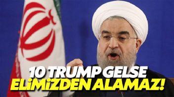 İran cumhurbaşkanı nükleer anlaşmasını savundu