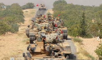 Mehmetçik sınırı geçti..Türk askeri İdlib yolunda
