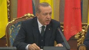 Erdoğan'dan vize krizi hakkında son dakika açıklaması